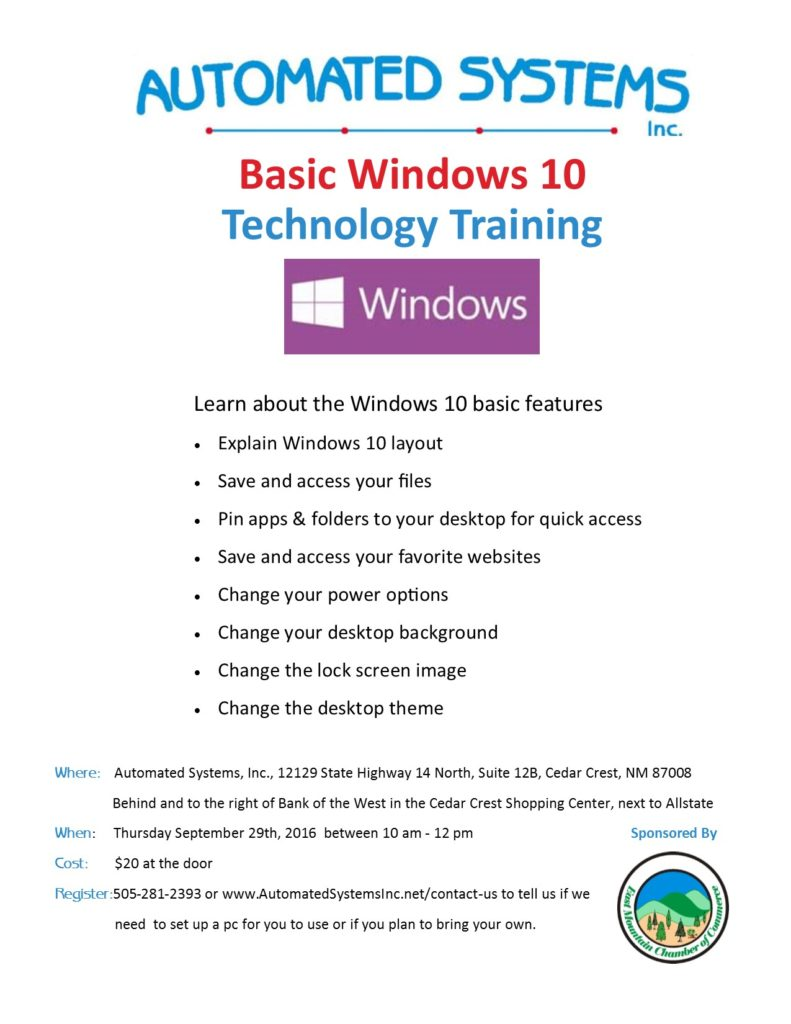 basics-with-windows-10-flyer